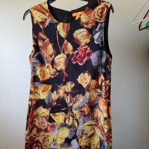 Sz 8 Joe fresh Fall dress